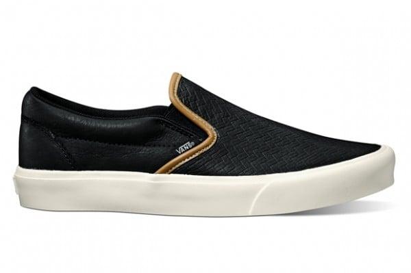 Vans California Classic Slip-On Braided Pack