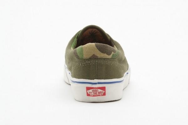 Vans Era 59 Re-Purposed Materials Pack - Fall 2012