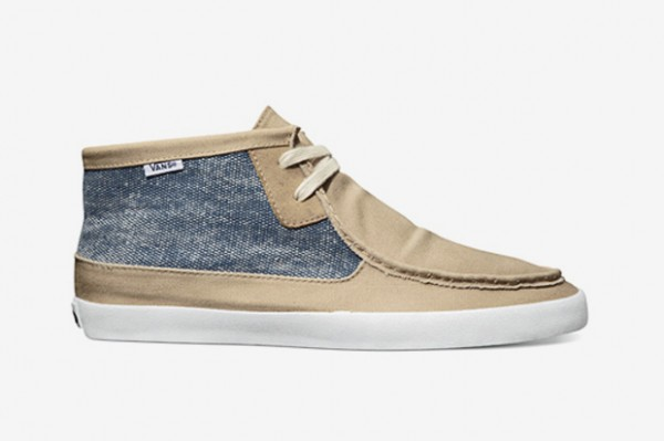 Vans Surf Rata Mid - Fall 2012