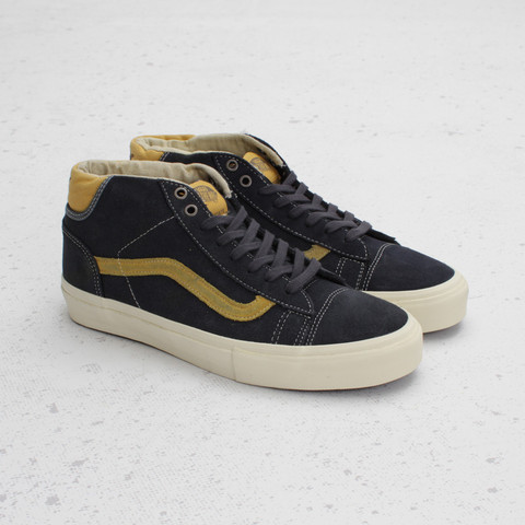Vans Syndicate Mid Skool 'Navy/Yellow'