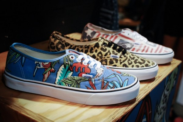 Vans Van Doren Collection - Spring 2013