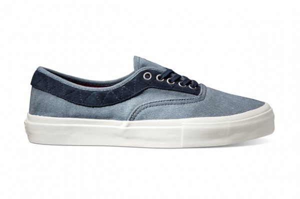 Vans Vault Authentic Nomad Rand LX - Fall 2012