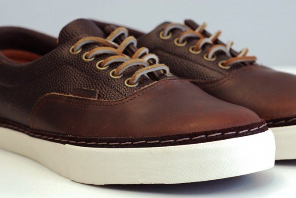 Vans Vault Era Horween LX via Crooked Tongues