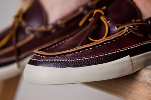 Vans Vault Piragua Horween LX Boat Shoe - Fall 2012