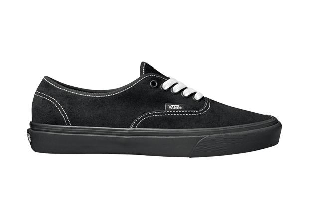 Buy black vans white laces \u003e 61% OFF!