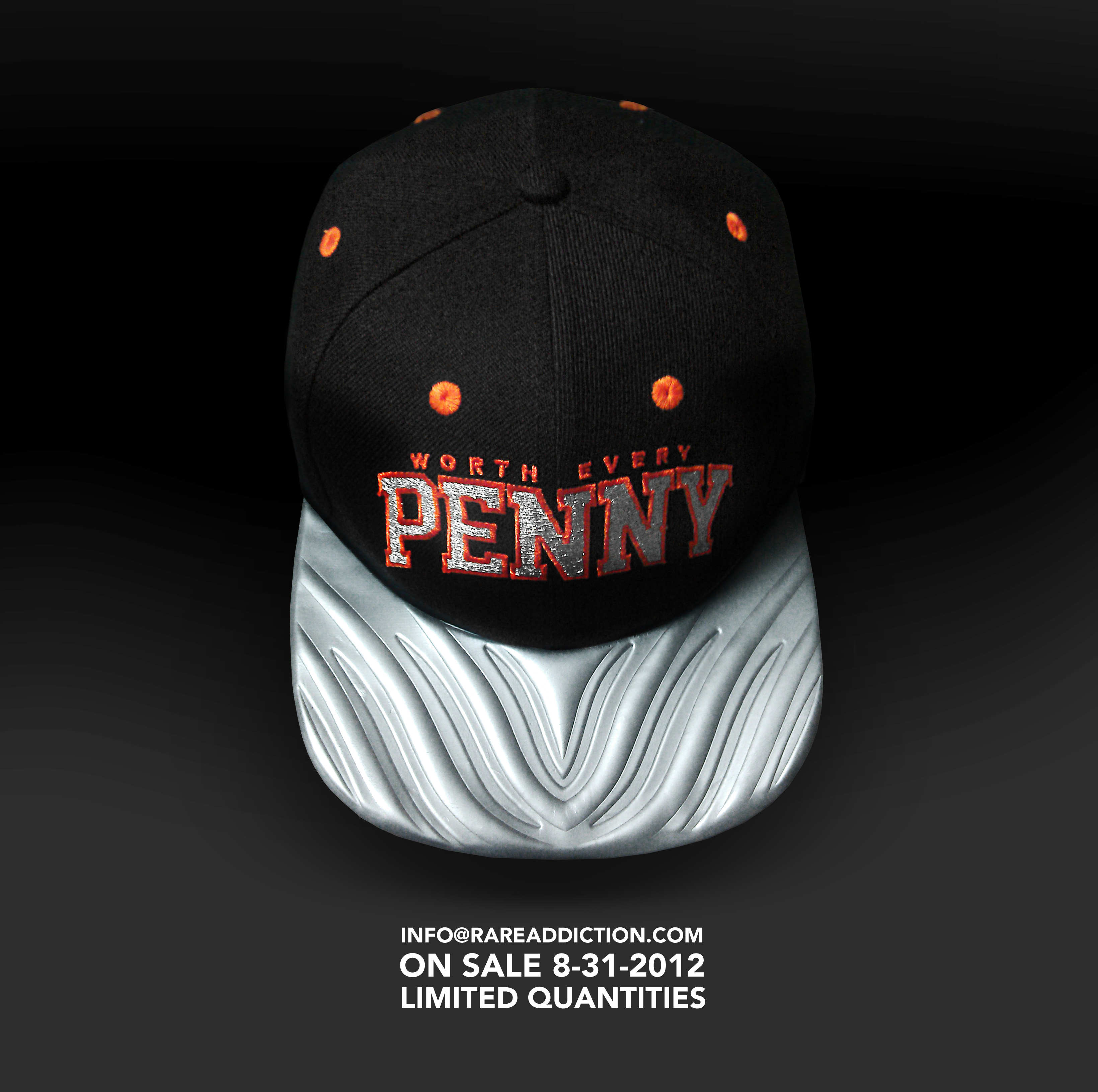 6927c9bd69cd6 Rare Addiction  Worth Every Penny  Foamposite Hat