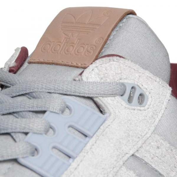 adidas Originals ZX 8000 'Grey/Maroon'