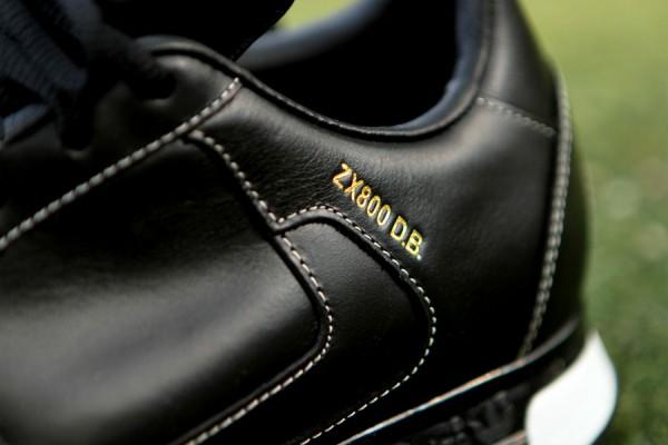 adidas Originals by David Beckham ZX 800 'Black' at Kith NYC