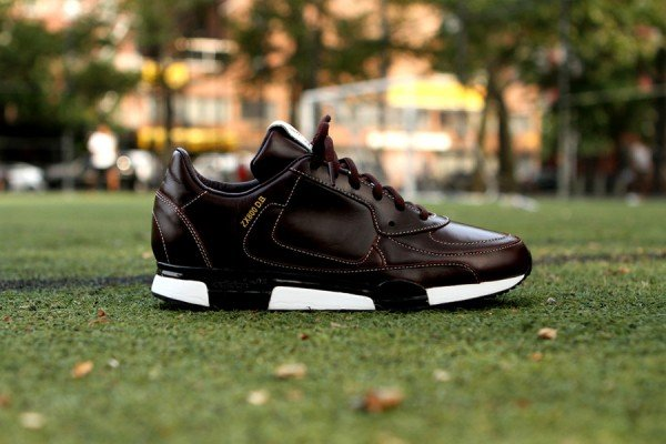 adidas Originals by David Beckham ZX 800 'Brown' at Kith NYC