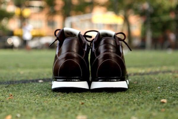 adidas Originals by David Beckham ZX 800 'Brown' at Kith NYC