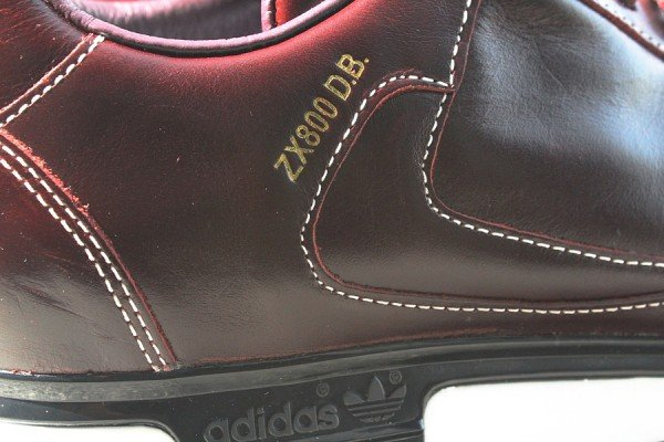 adidas Originals by David Beckham ZX 800 'Dark Burgundy'