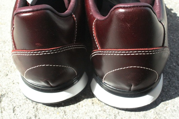 adidas Originals by David Beckham ZX 800 'Dark Burgundy'