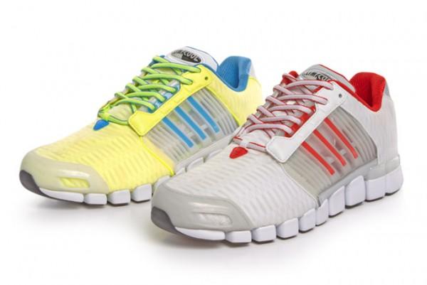 Adidas Originals por David Beckham adimega torsion Flex CC en Crooked