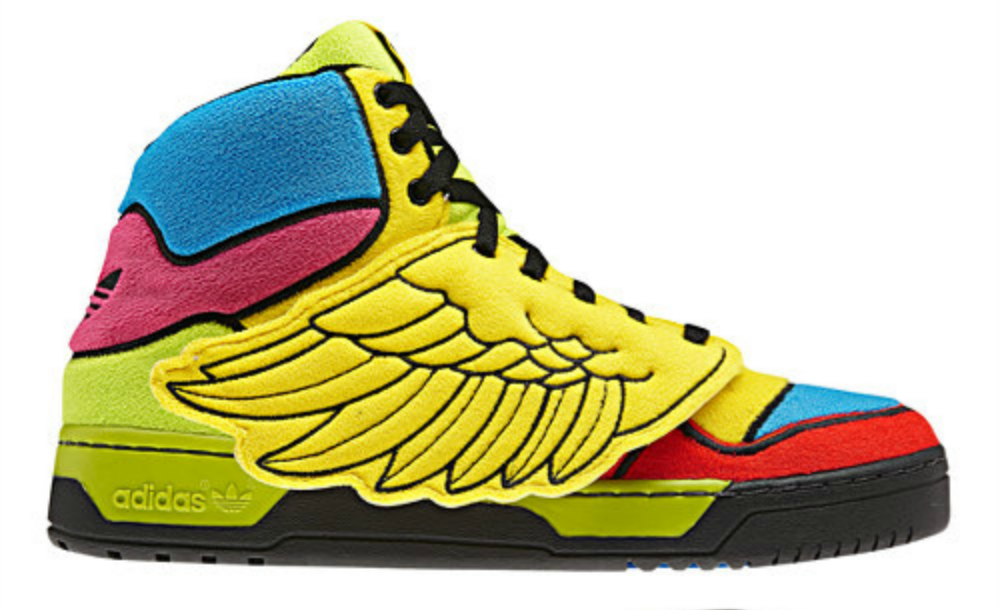 adidas Originals by Jeremy Scott JS Wings 'Multicolor' - Now Available at shopadidas