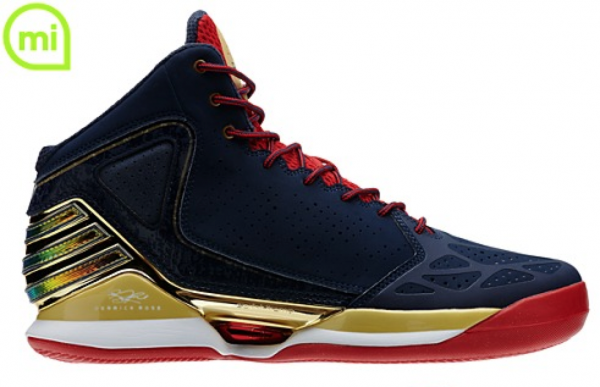 adidas Rose 773 'Gold Medal'