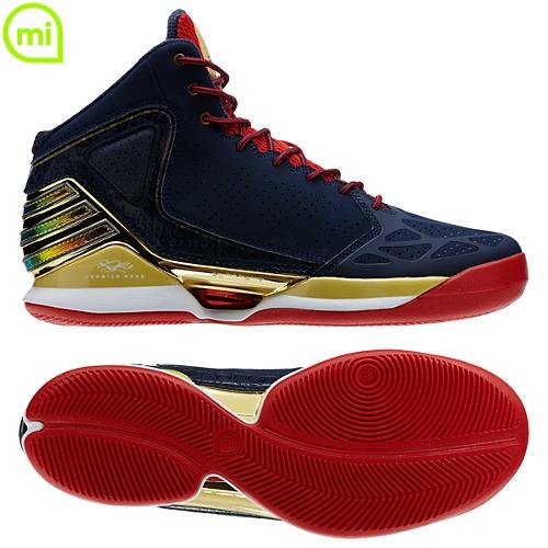 adidas Rose 773 'Gold Medal'
