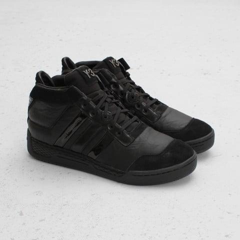 adidas Y-3 Courtside 'Black/Black'