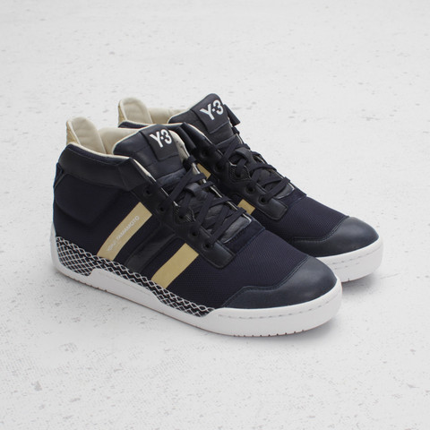 adidas Y-3 Courtside 'Navy/Sand/Running White'