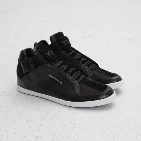 adidas Y-3 Kazuhiri 'Black/Black'