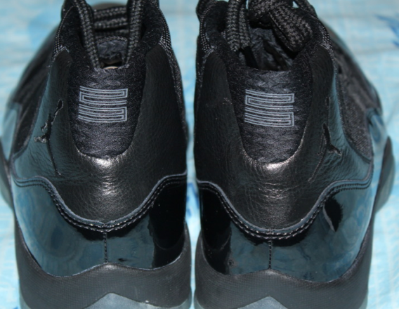 8c2f350b179d ... purchase air jordan 11 xi blackout sample 1 d6f56 d0471