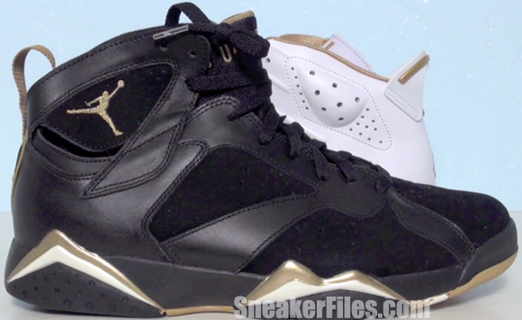 Air Jordan Golden Moments Pack (GMP) Video Review