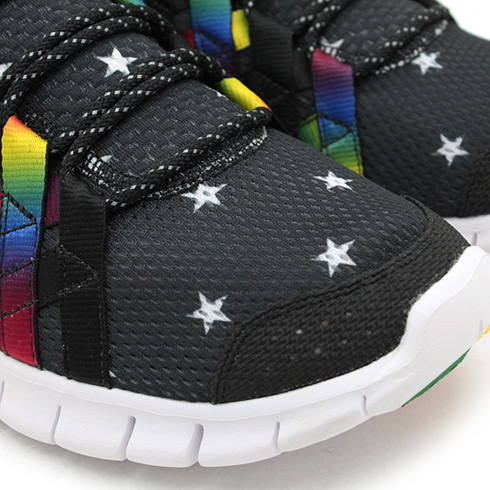 atmos x Nike Free Powerlines+ 'Rainbow' - Now Available