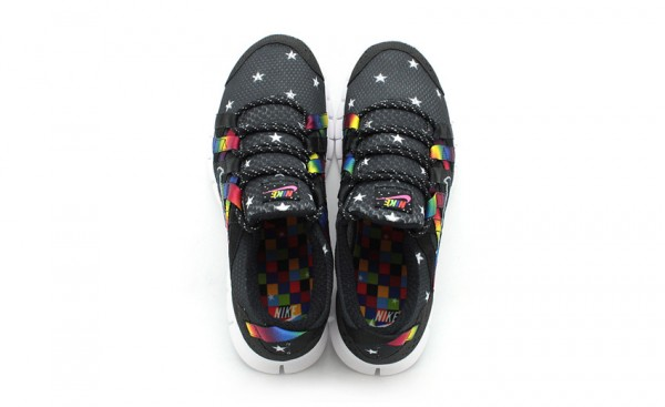 atmos x Nike Free Powerlines+ 'Rainbow'