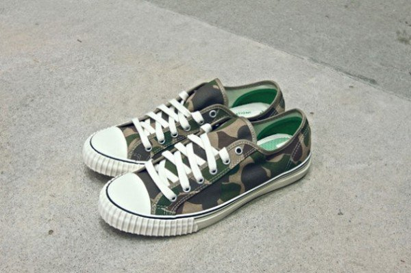 eYe Junya Watanabe COMME des GARCONS MAN x PF Flyers Center Lo 'Camo'
