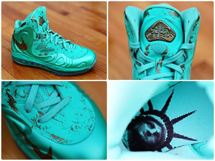 Nike Air Max Hyperposite  Statue of Liberty   07b6c22fc