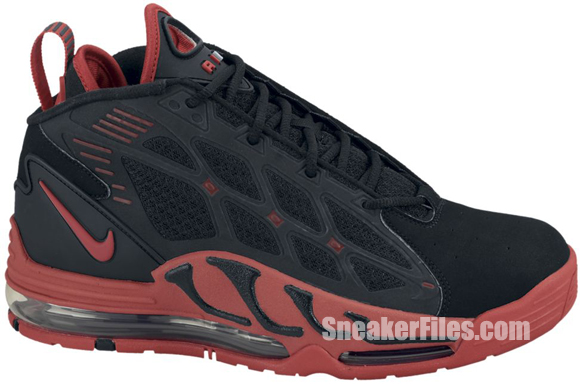Nike Air Max Pillar Black/Sport Red Official Images