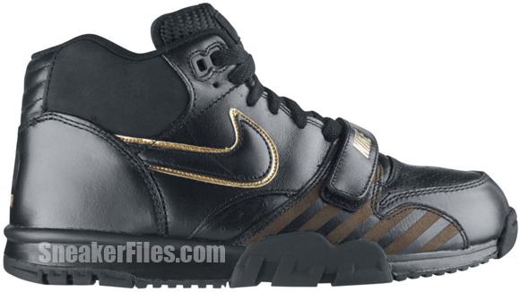 Nike Air Trainer 1 Mid BB51 - Black