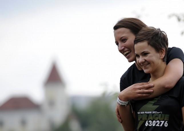 6,500 Runners Hit the Streets for Nike We Run Prague 10K