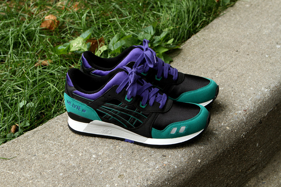 ASICS Gel Lyte III 'Emerald' Restock at Kith NYC