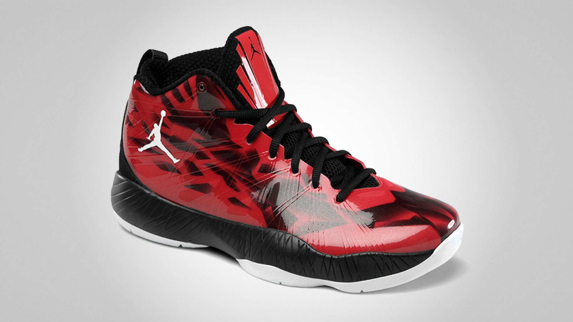 Air Jordan 2012 Lite 'Challenge Red/White-Black'