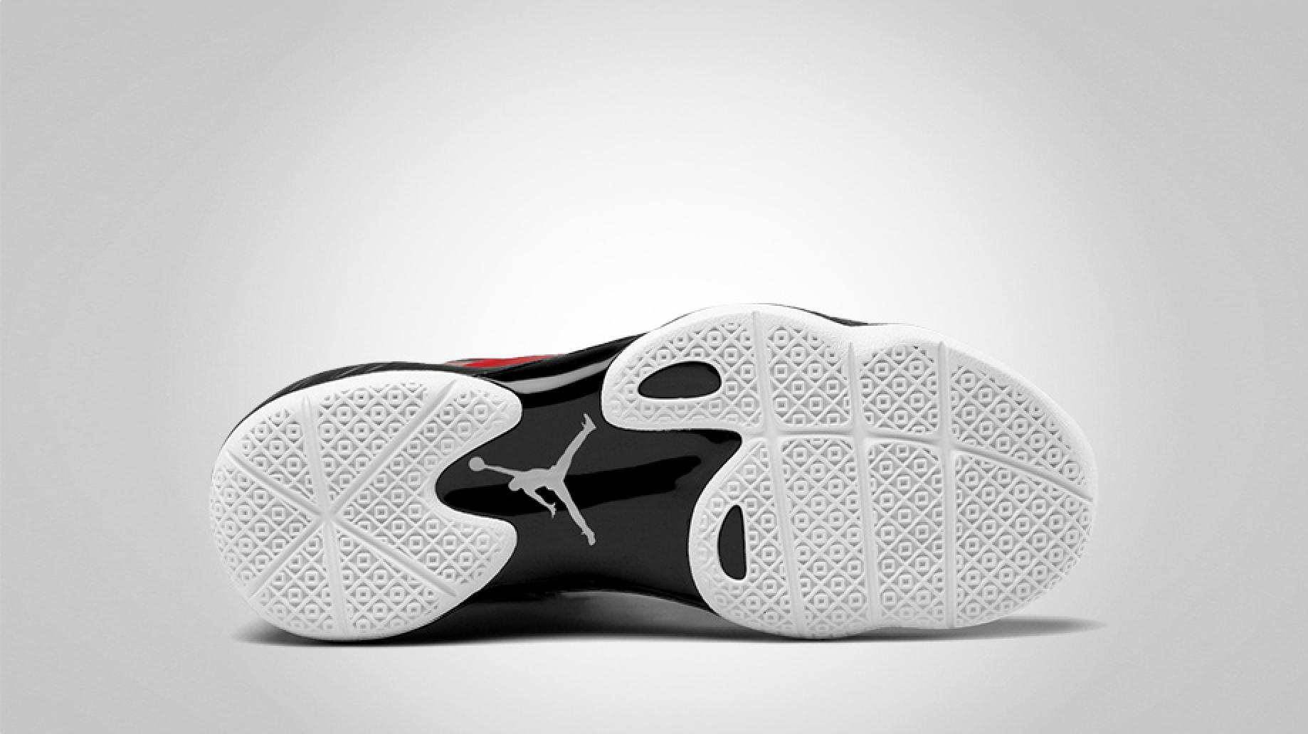 Air Jordan 2012 Lite 'Challenge Red/White-Black'
