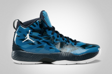 Air Jordan 2012 Lite 'Photo Blue/White-Obsidian-Black'