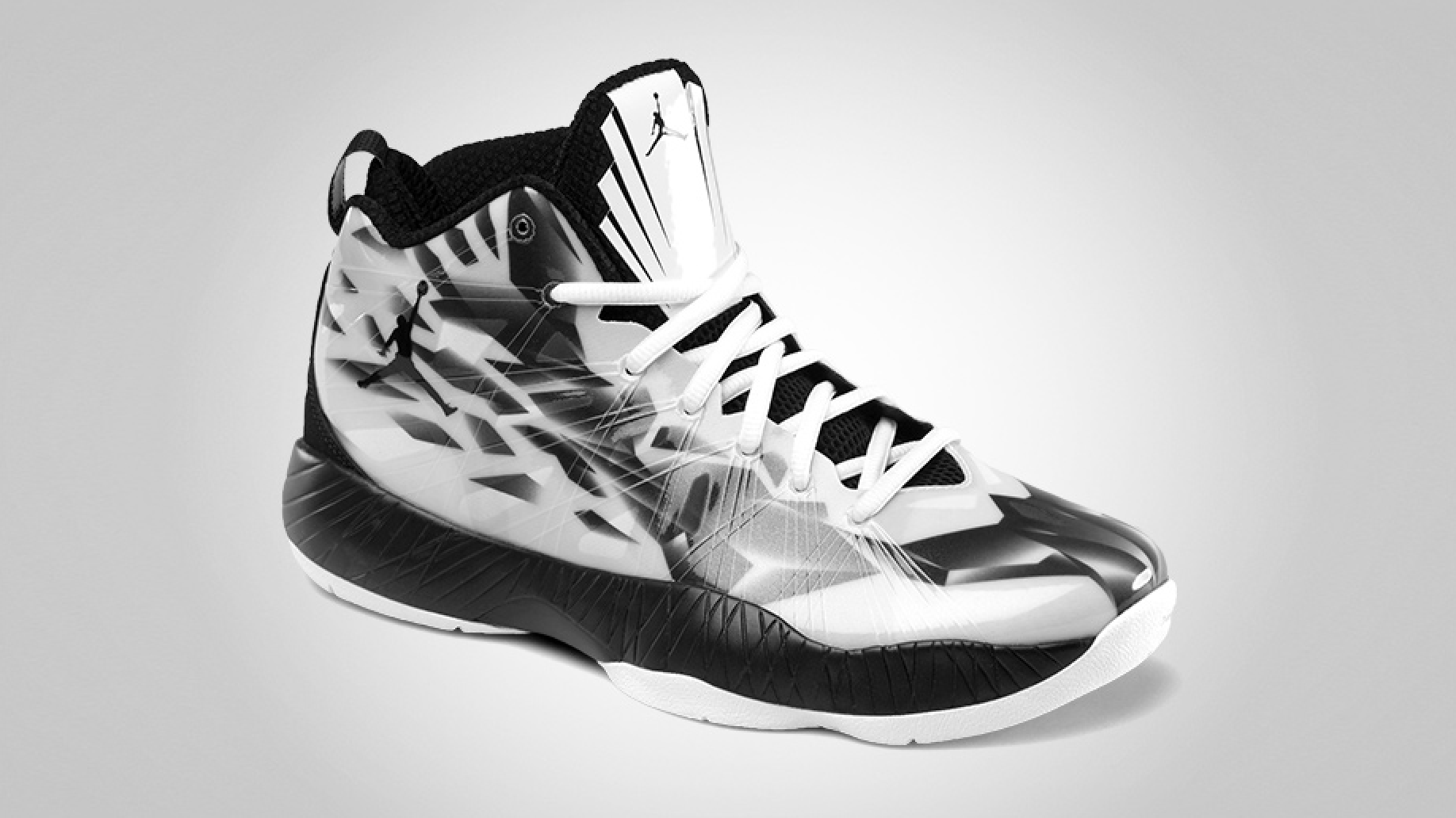 Air Jordan 2012 'White/Black'