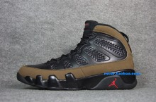Air Jordan IX (9) 'Olive' 2012 Retro – New Images