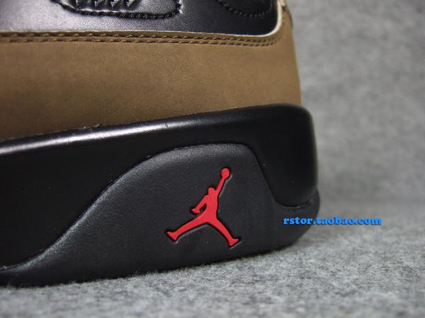 Air Jordan IX (9) 'Olive' 2012 Retro – New Images