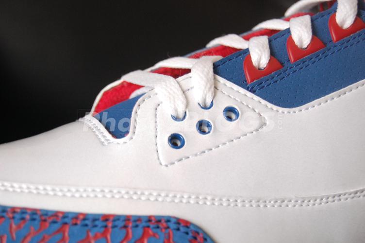 Air Jordan III (3) Michael Vick PE Pro Bowl Cleats