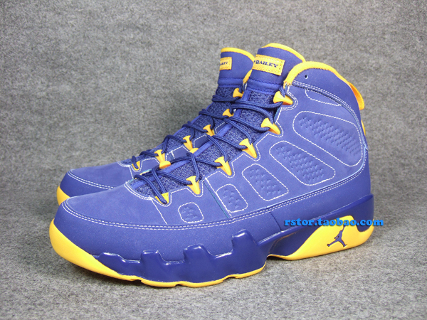 Air Jordan IX (9) 'Calvin Bailey' – New Images