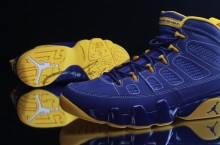 Air Jordan IX (9) 'Calvin Bailey' – Detailed Look