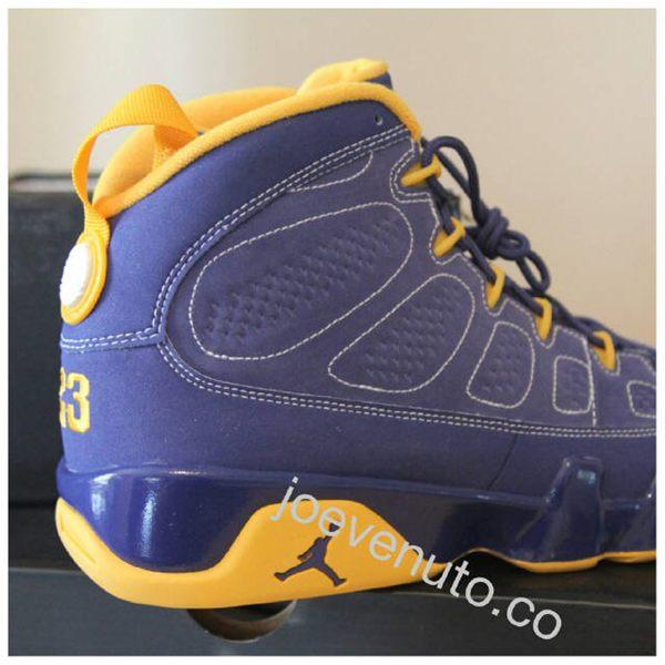 Air Jordan IX (9) 'Calvin Bailey' - New Images