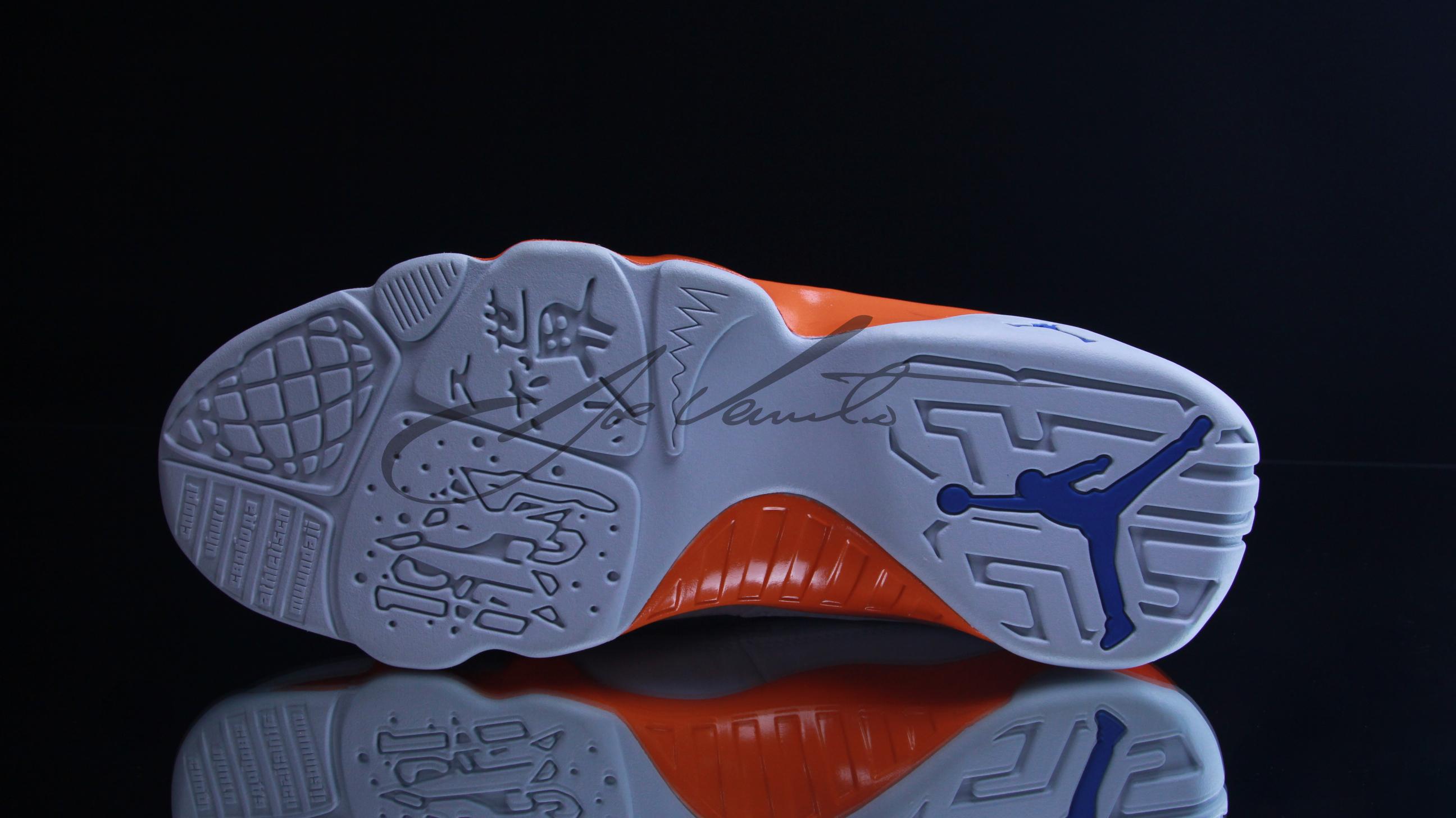 Air Jordan IX (9) 'Fontay Montana' - Detailed Look