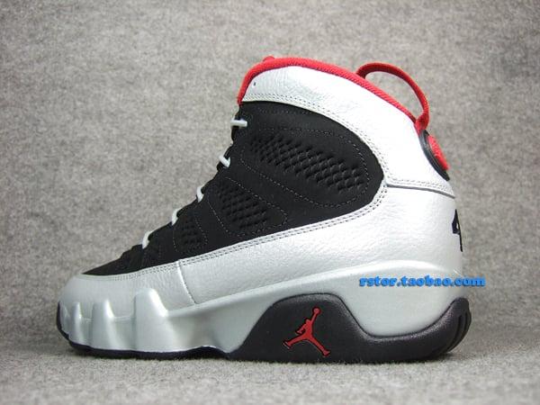 Air Jordan IX (9) 'Johnny Kilroy' – New Images