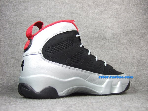 Air Jordan IX (9) 'Johnny Kilroy' – New Images
