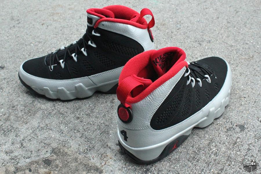 Air Jordan IX (9) 'Johnny Kilroy' at Mr. R Sports