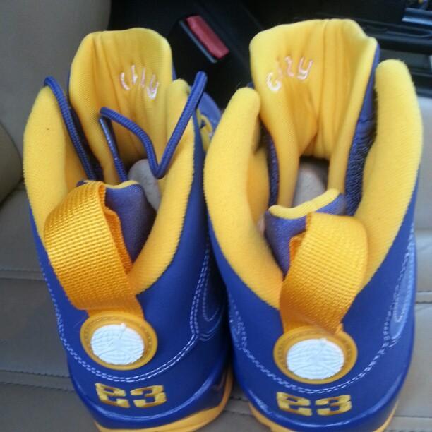 Air Jordan IX (9)  Calvin Bailey   2d38a5342b