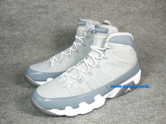 Air Jordan IX (9) 'Cool Grey' - New Images
