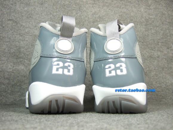 Air Jordan IX (9) 'Cool Grey' - New Images